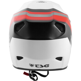TSG Advance Graphic Design - Casque de vélo Homme - rouge/blanc